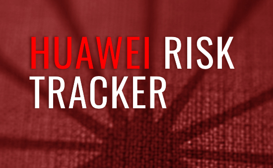 Huawei Risk Tracker